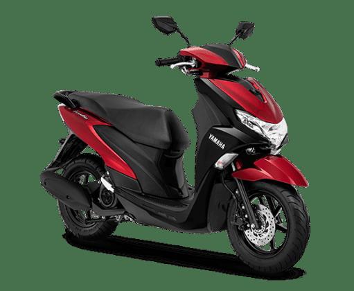 Yamaha FreeGo Merah