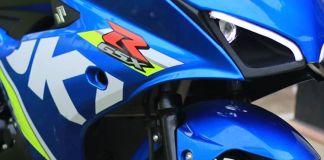 Topeng Panigale V4 Suzuki GSX-R150