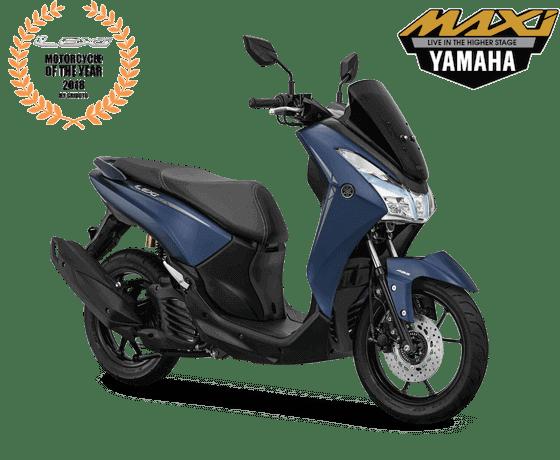 Yamaha Lexi 2019