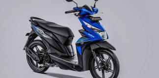 Honda BeAT 2019 CBS-ISS Warna Biru