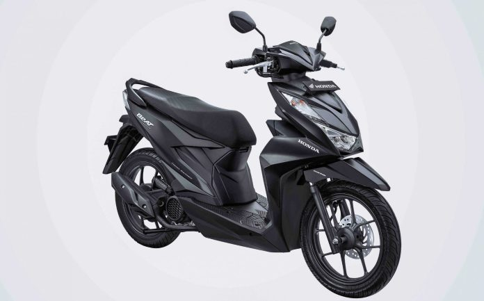 Honda BeAT 2020 Matte Black