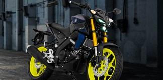 Yamaha MT-15 Biru Doff