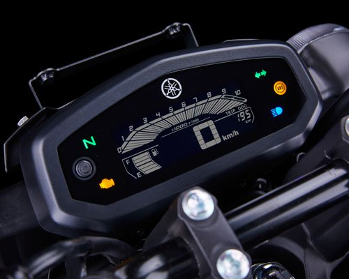 Speedometer New Byson 2019
