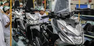 Gambar Honda BeAT Street 2019