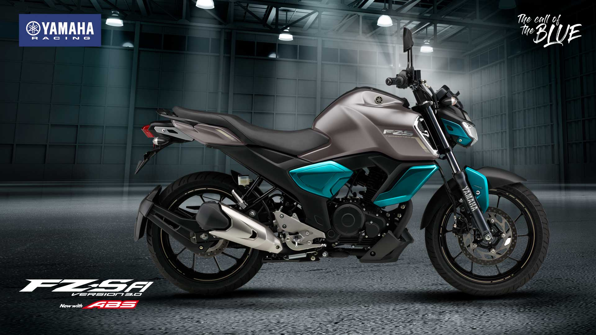 Color Yamaha FZS V3.0 ABS 2019