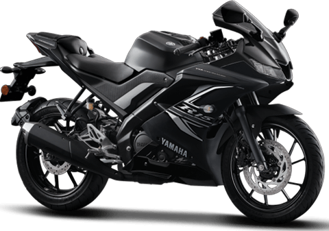 Yamaha R15 ABS Hitam