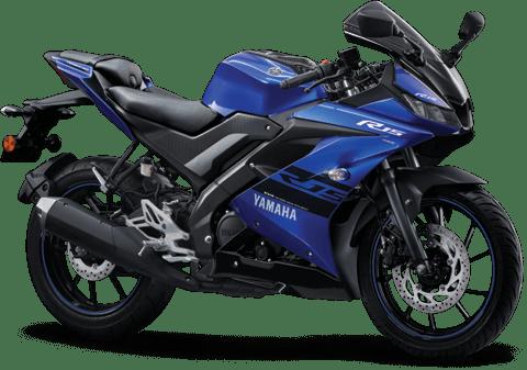Yamaha R15 ABS Biru