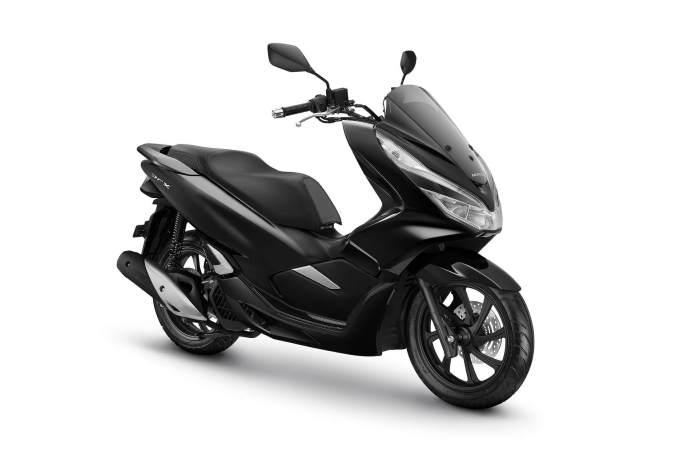 Honda PCX 2019 Black