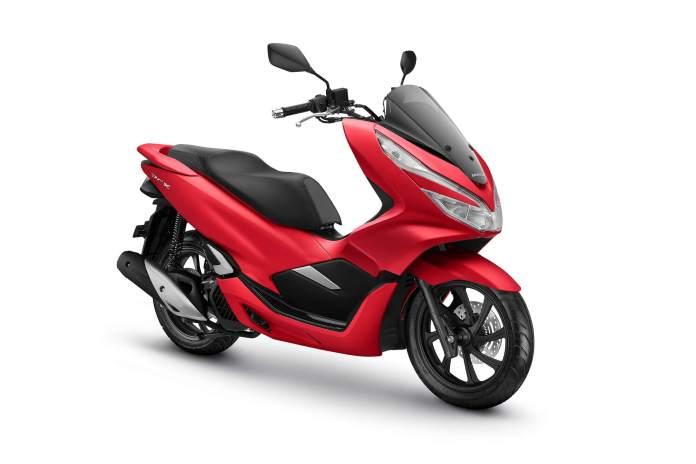Honda PCX 2019 Matte Red