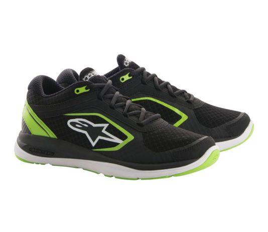 Alpinestars Alloy Shoes Hijau