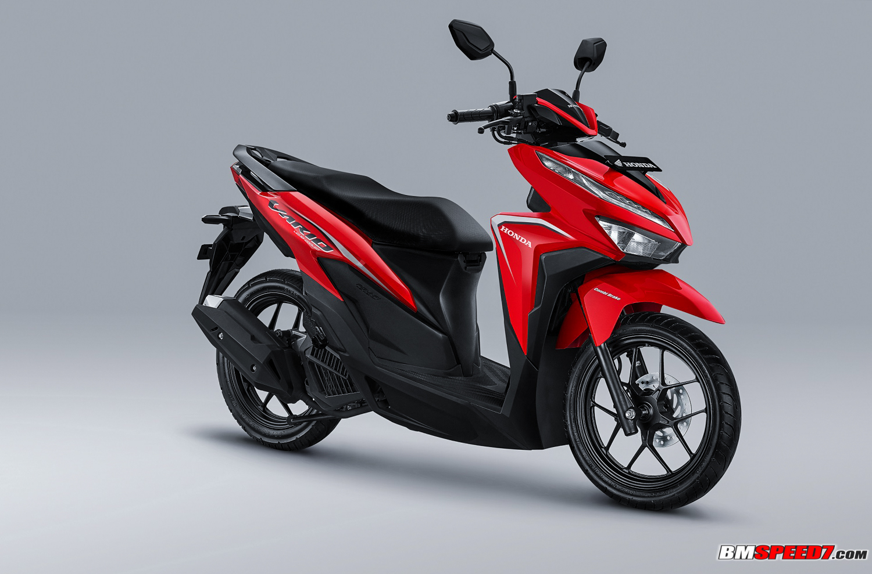 Honda Vario 125 2019 Merah