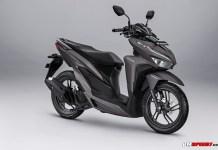 Honda Vario 150 2020 Matte Brown