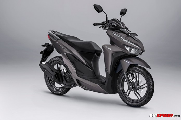 Honda Vario 150 2020 Matte Brown