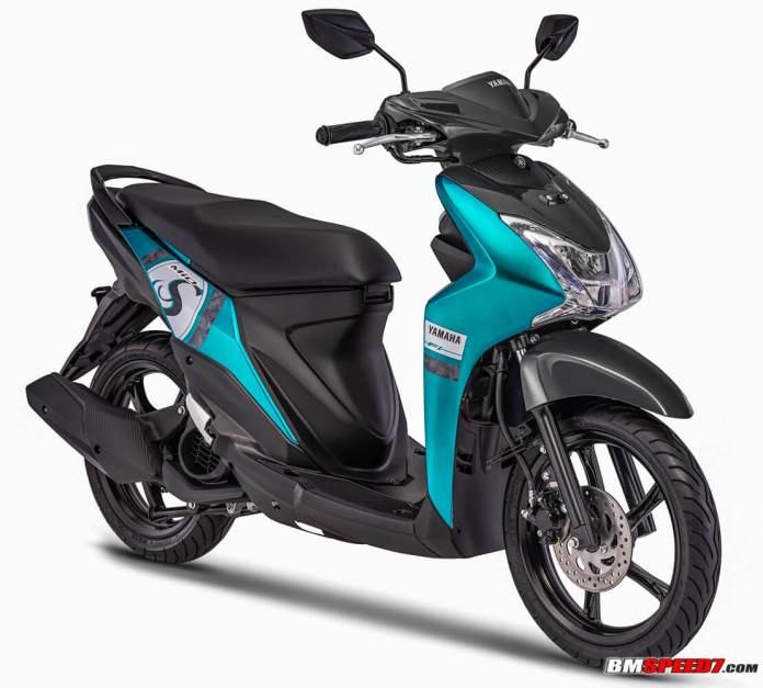 Harga Yamaha Mio S 2019 Hitam