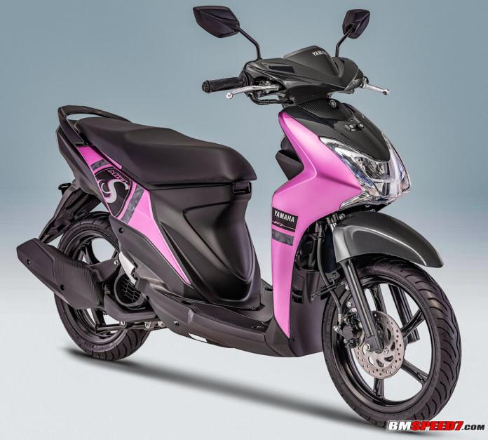 Harga Yamaha Mio S Terbaru 2019 Pink