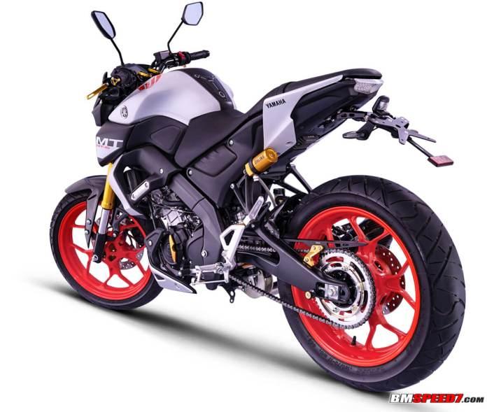 Variasi Yamaha MT-15