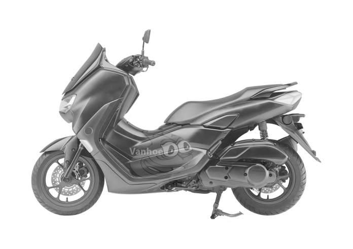 Launching Yamaha NMAX 2019
