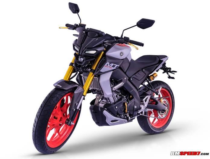 Aksesoris Carbon Yamaha MT-15