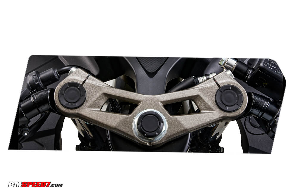 Fitur Baru Suzuki GSX-R150