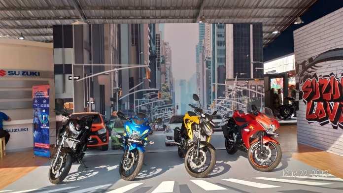 Motor Sport Suzuki