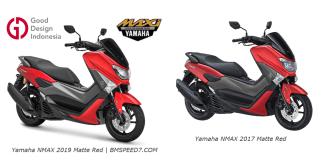 Perbedaan Yamaha Nmax Lama dan Baru