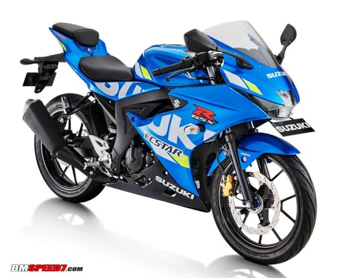 Suzuki GSX-R150 Terbaru 2019 Biru MotoGP