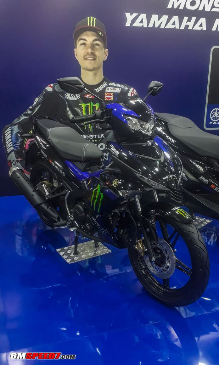 Yamaha MX King Monster Energy MotoGP 2019