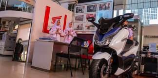 Harga Honda Forza Pekalongan