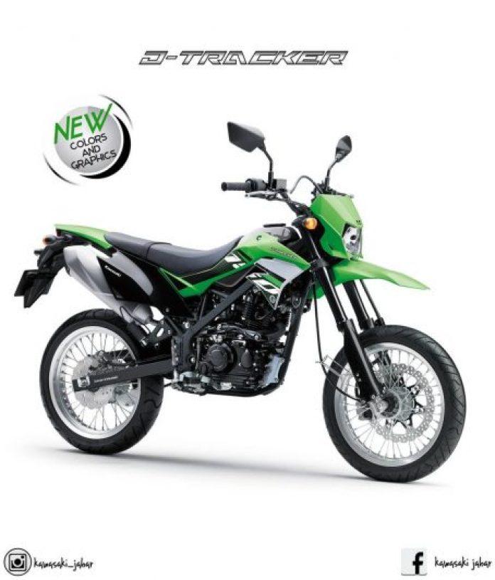 Kawasaki D-Tracker Terbaru 2019