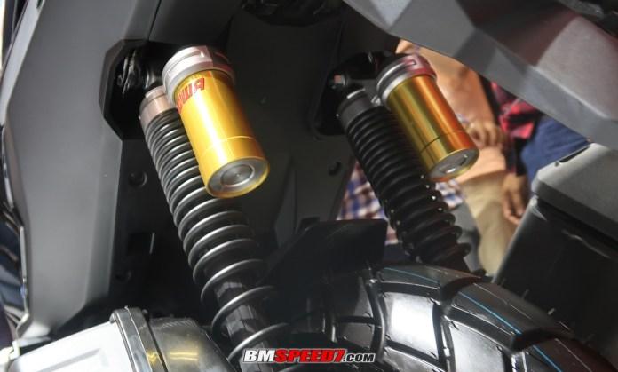 Shock Belakang Honda ADV 150