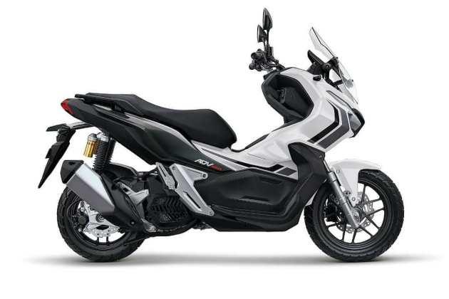 Honda ADV 150 ABS Advanced White