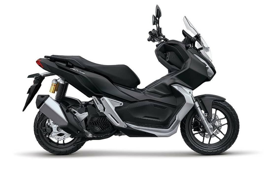 Honda ADV 150 CBS Matte Black