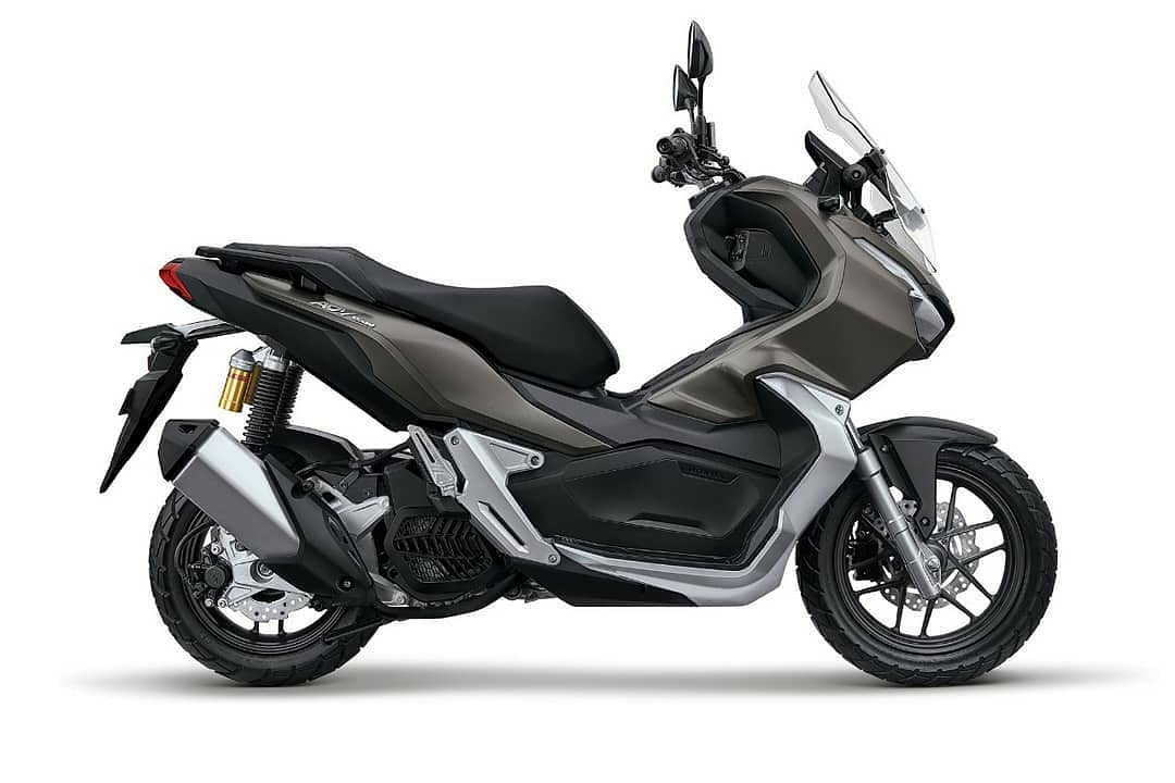 Honda ADV 150 CBS Matte Brown
