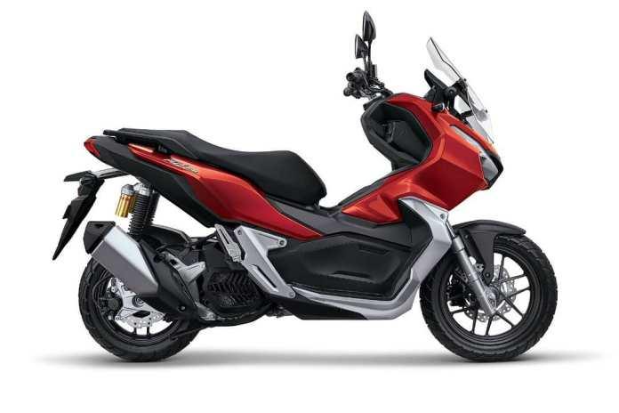 Honda ADV 150 CBS Tough Red