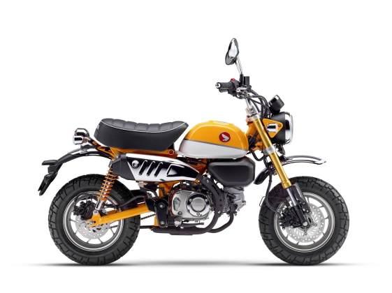 Honda Monkey 125 2019