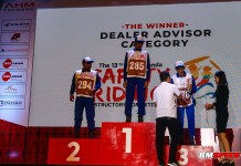 Pemenang Astra Honda Safety Riding Instructors Competition 2019