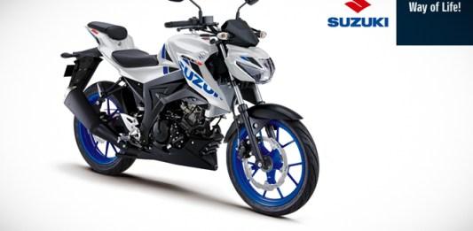 Suzuki GSX-S150 Putih