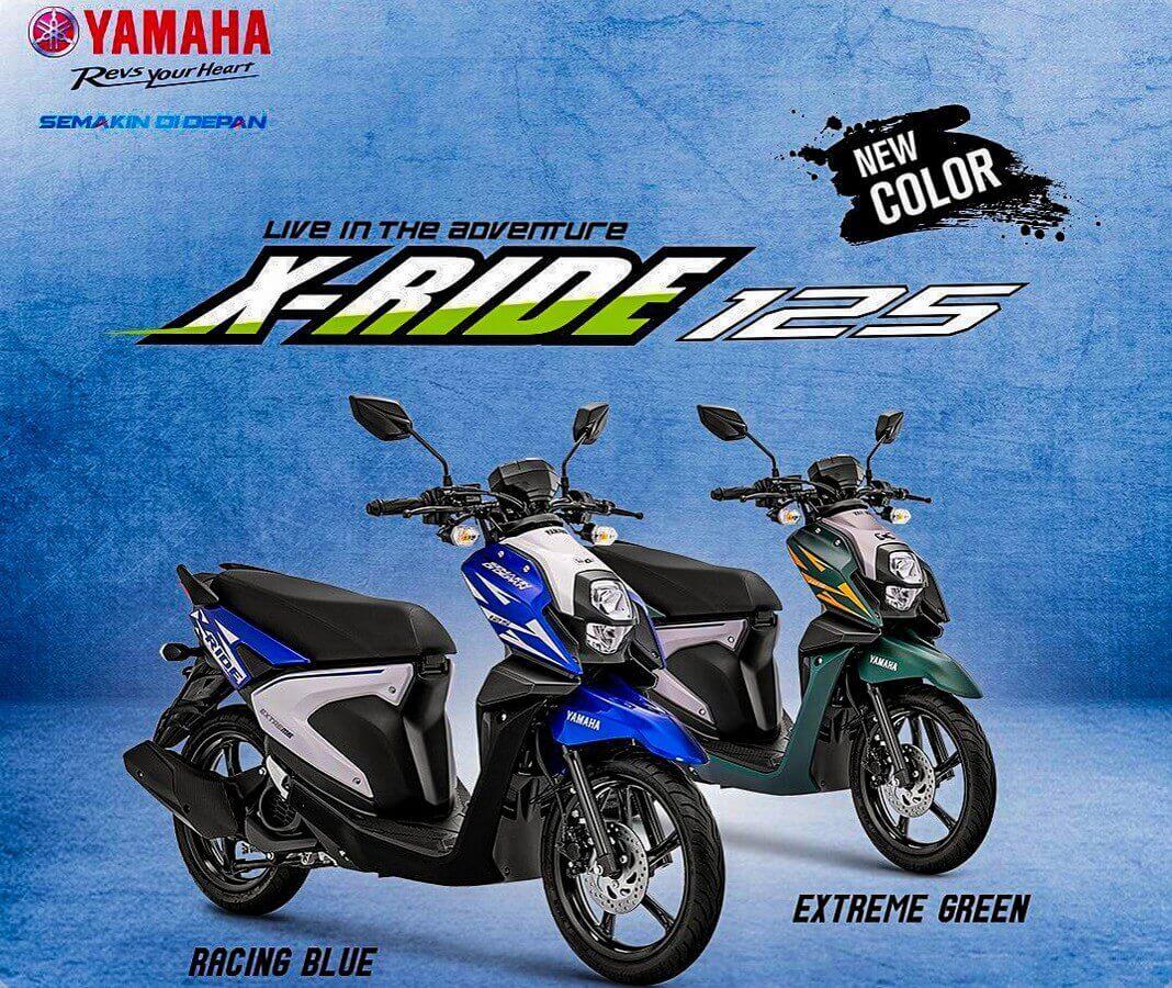 Harga Yamaha X Ride Baru Dan Bekas Maret 2020 Priceprice Indonesia