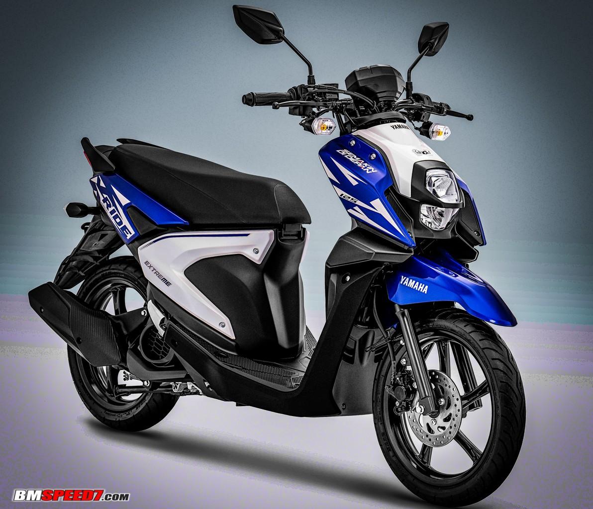 Harga Yamaha X Ride Terbaru 2019 Warna Dan Spesifikasi Bmspeed7 Com