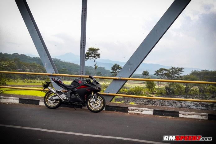 Konsumsi BBM Honda CBR250RR