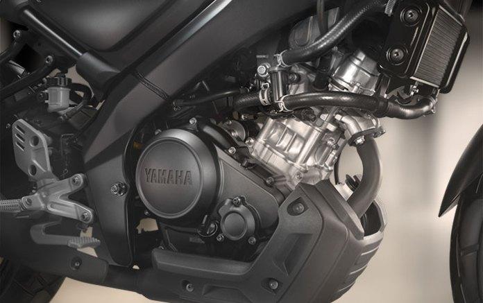 Spesifikasi Yamaha XSR 155