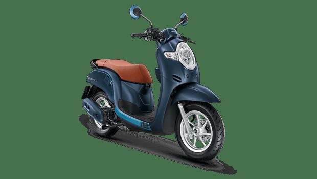 Honda Scoopy 2020 Blue