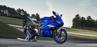 Yamaha R3 2020 Icon Blue