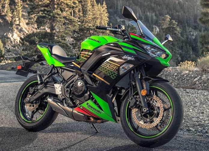 Kawasaki New Ninja 650 2020 Green KRT