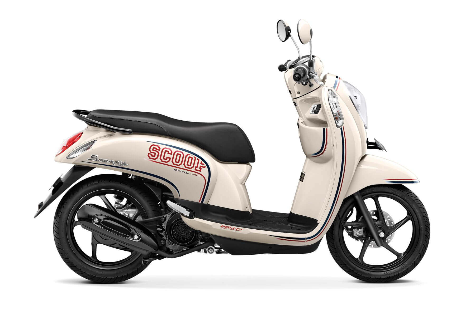 Honda Scoopy Generasi Kedua