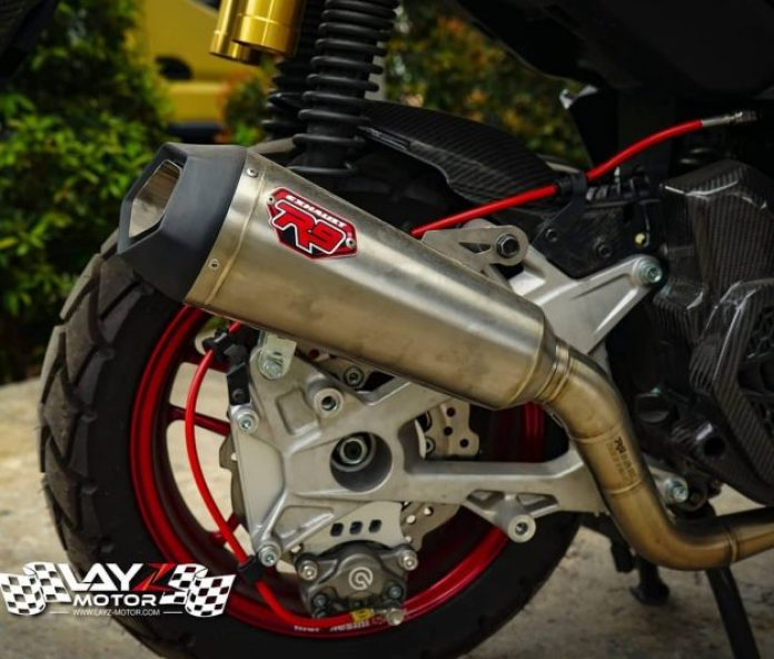 R9 New Alpha Series Honda ADV 150
