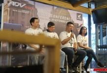 Press Conference Launching Honda ADV 150 Solo Jateng.