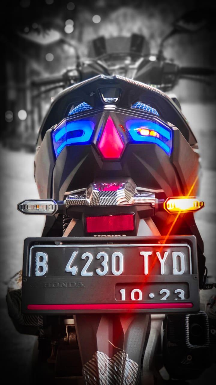Tampil Keren Segini Harga Stoplamp Jpa Honda Vario 125 150 2019