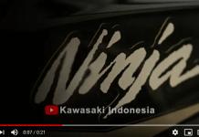 Teaser New Ninja 250, versi 4 silinder?