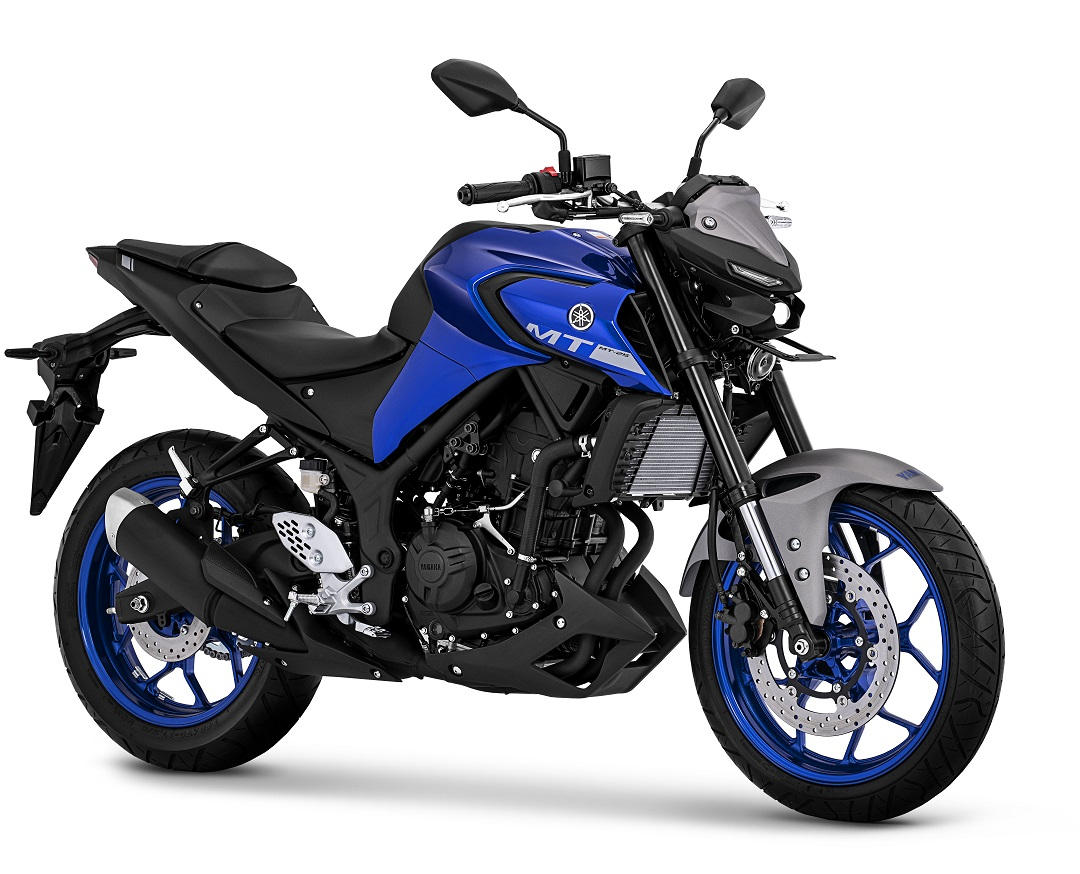 New Yamaha MT-25 2020 Resmi Rilis di Indonesia